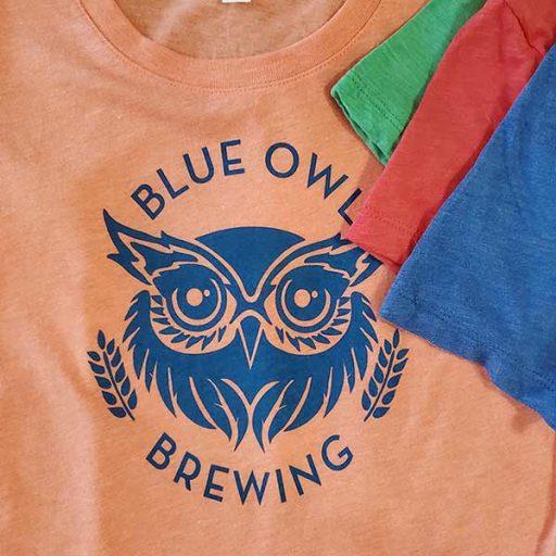 Ladies brewery tshirt