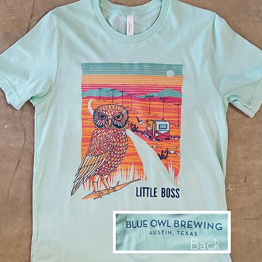 Little Boss Tshirt