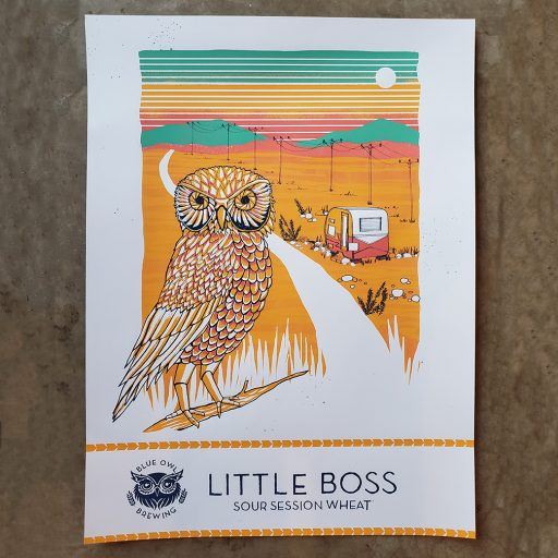 Little Boss Poster