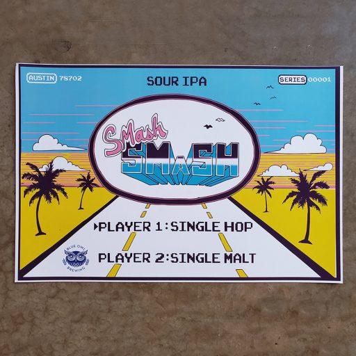 SMash SMaSH Poster