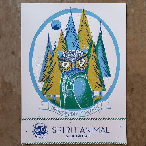 Spirit Animal Poster