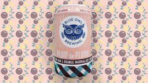 Plum de Plume Sour Beer Can