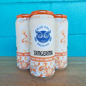 Tangerina Beer Cans