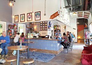 Tasting Room in East Austin, Texas
