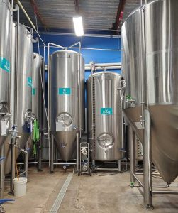 Blue Owl's Brewing System