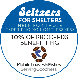 seltzers for shelters logo