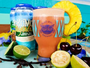 sour smoothie beer
